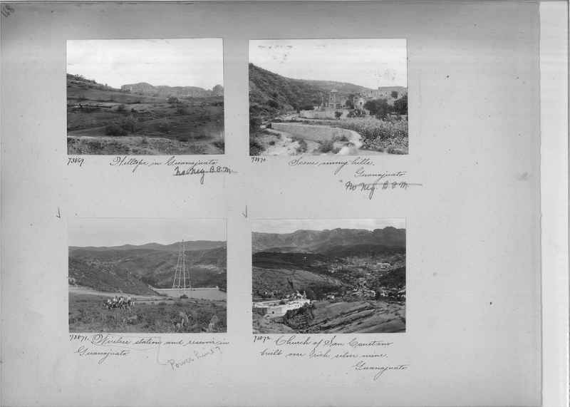 Mission Photograph Album - Mexico #04 page 0168