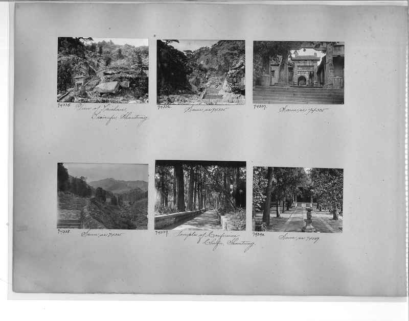 Mission Photograph Album - China #10 pg. 0006