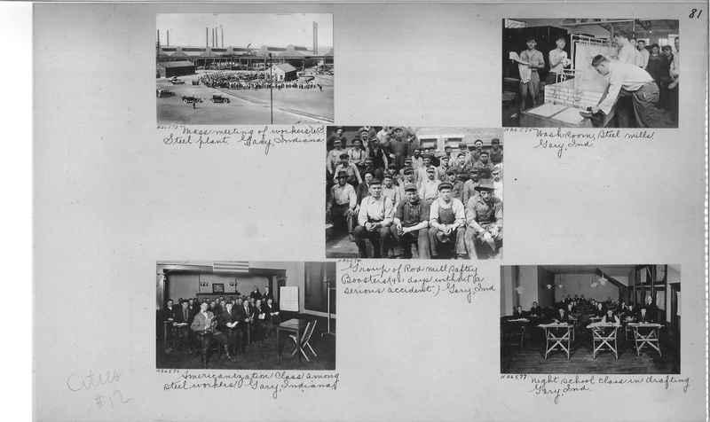 Mission Photograph Album - Cities #12 page 0081