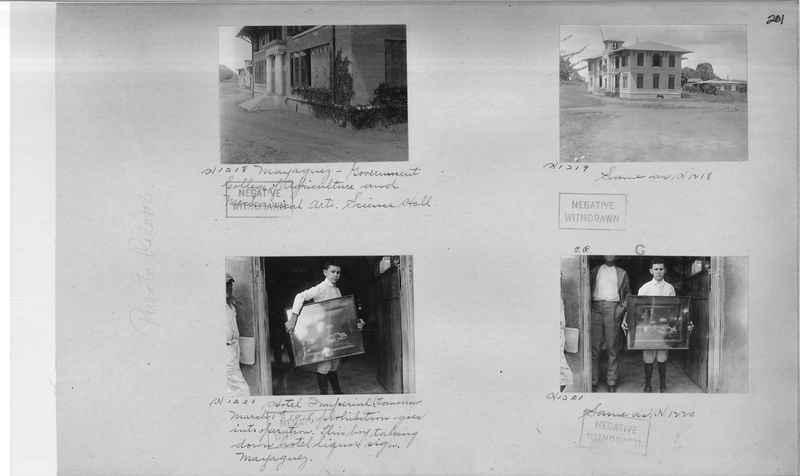 Mission Photograph Album - Puerto Rico #2 page 0201