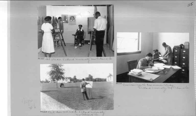Mission Photograph Album - Negro #6 page 0115