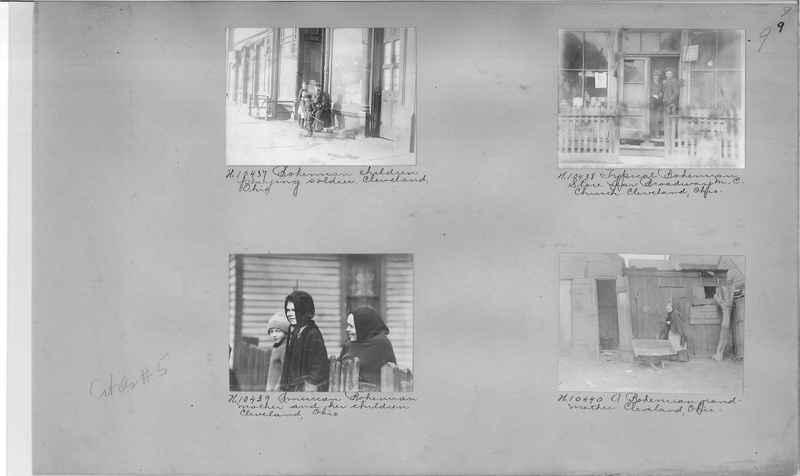 Mission Photograph Album - Cities #5 page 0009
