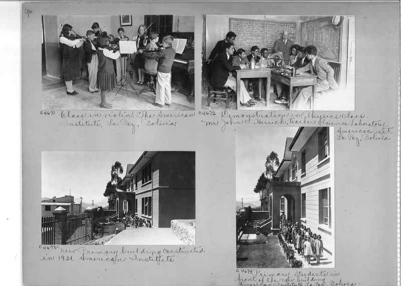 Misson Photograph Album - South America #8 page 0096