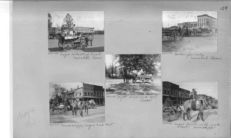 Mission Photograph Album - Negro #3 page 0129