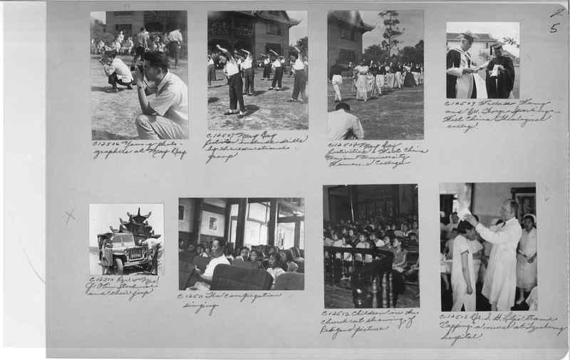 Mission Photograph Album - China #20 page 0005