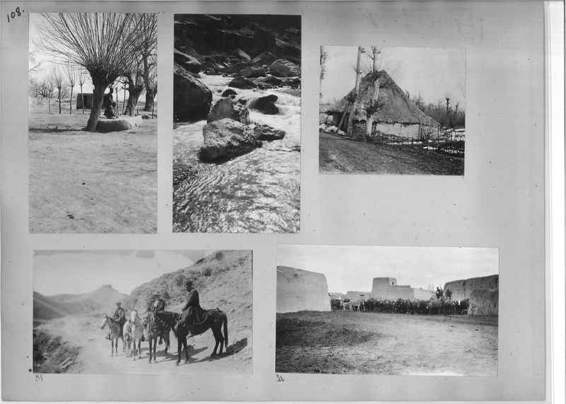 Mission Photograph Album - Western Asia - O.P. - #01 page_0108