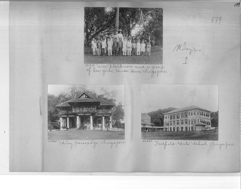 Mission Photograph Album - Malaysia #1 page 0179