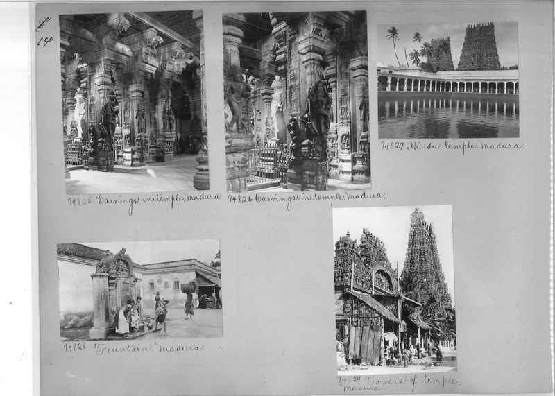 Mission Photograph Album - India #09 Page 0014