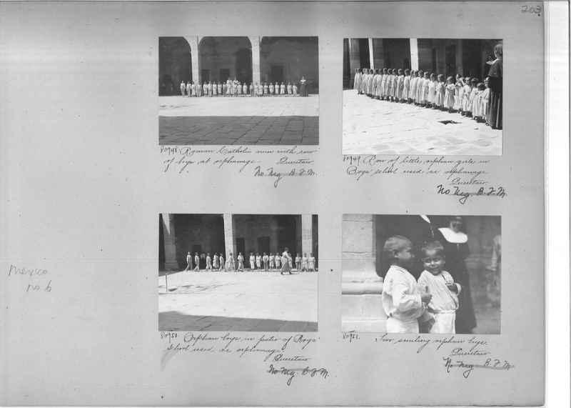 Mission Photograph Album - Mexico #06 page 0203