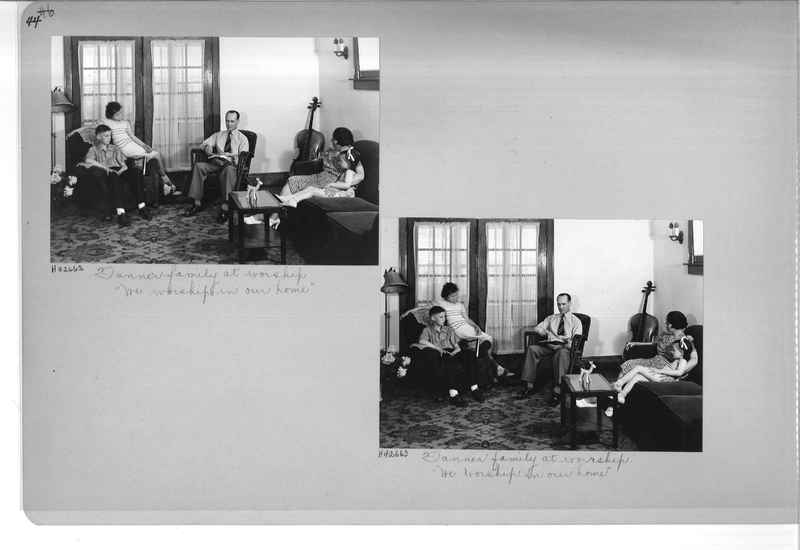 Mission Photograph Album - Religious Education #2 page 0044