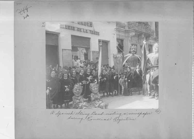 Mission Photograph Album - South America O.P. #2 page 0216