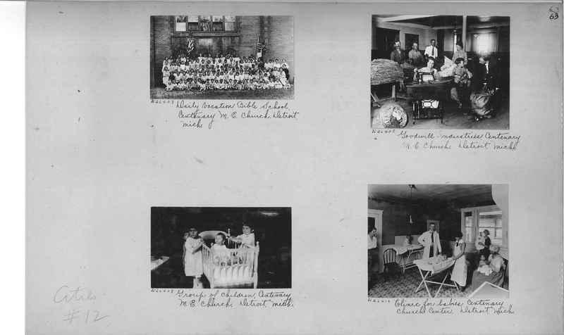 Mission Photograph Album - Cities #12 page 0063