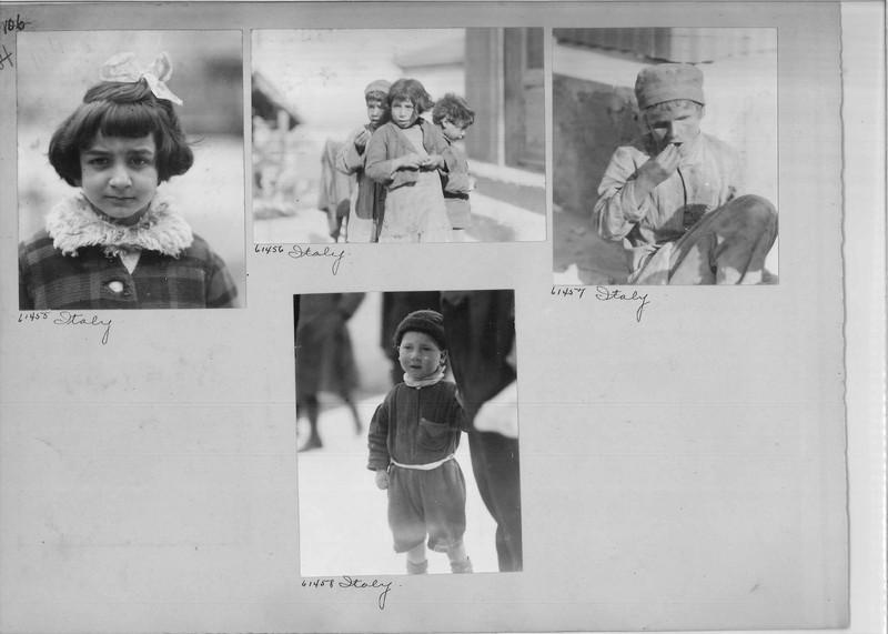 Mission Photograph Album - Europe #04 Page 0106