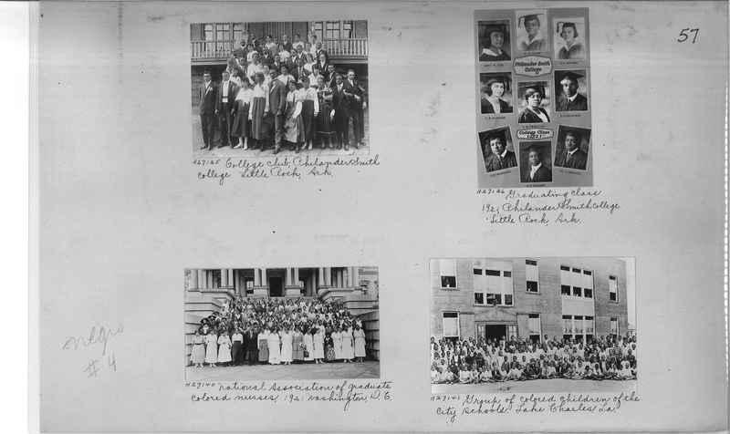 Mission Photograph Album - Negro #4 page 0057