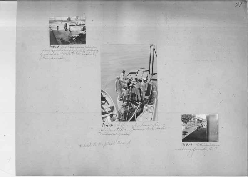Mission Photograph Album - Panama #03 page 0021