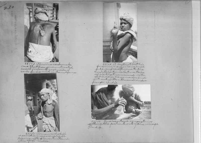 Mission Photograph Album - India #08 Page 0230