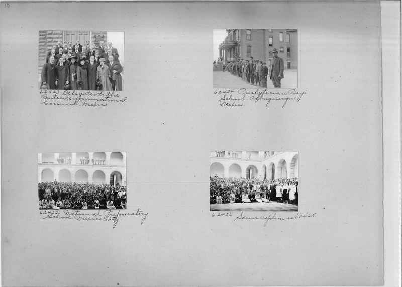 Mission Photograph Album - Mexico #04 page 0010