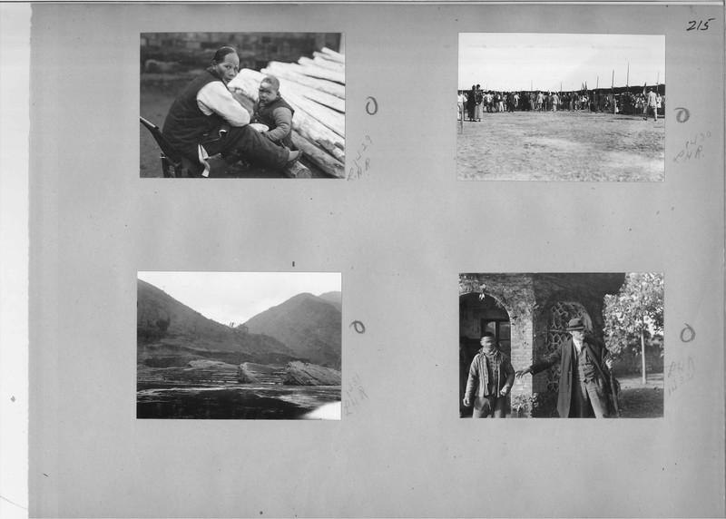 Mission Photograph Album - China #19 page 0215