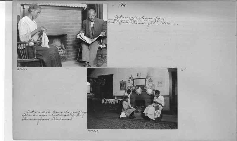 Mission Photograph Album - Negro #2 page 0184