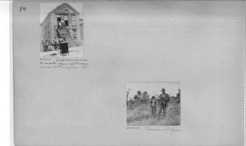 Mission Photograph Album - Negro #2 page 0054