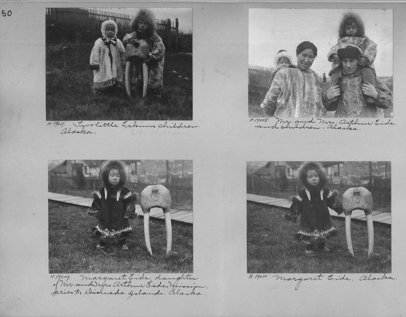 Mission Photograph Album - Alaska #1 page 0050