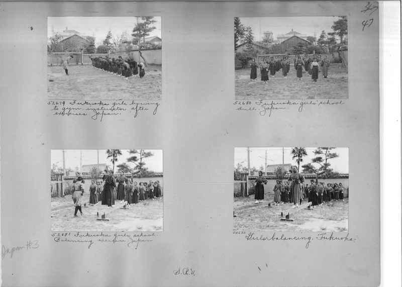 Mission Photograph Album - Japan #03 Page 0047