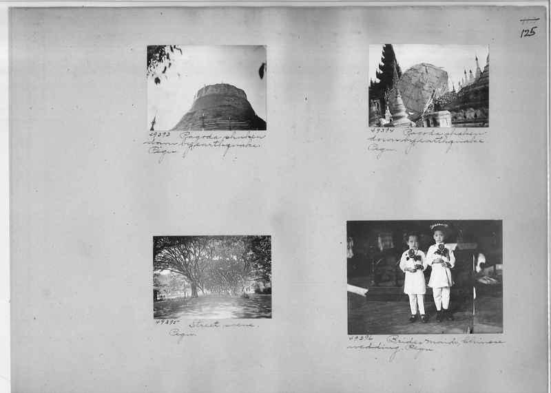 Mission Photograph Album - Burma #1 page 0125
