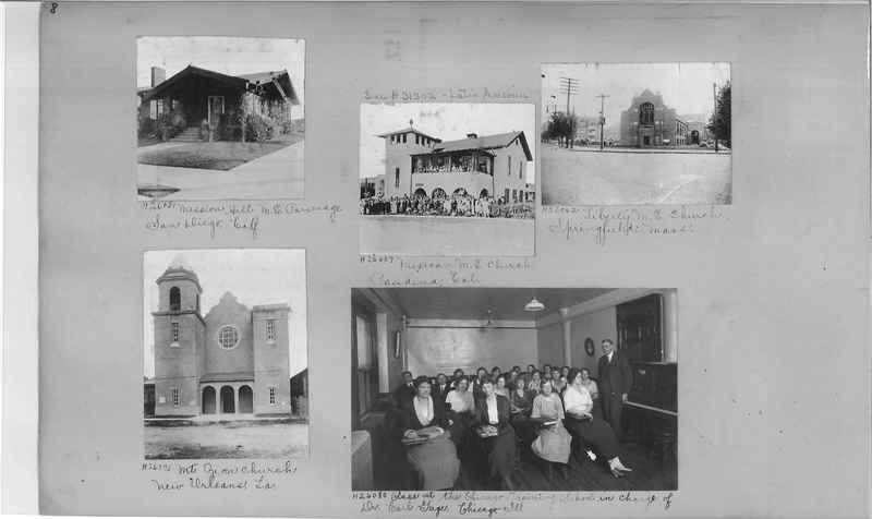 Mission Photograph Album - Cities #12 page 0008