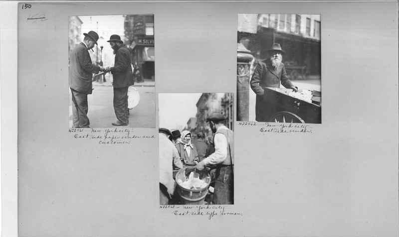 Mission Photograph Album - Cities #10 page 0150