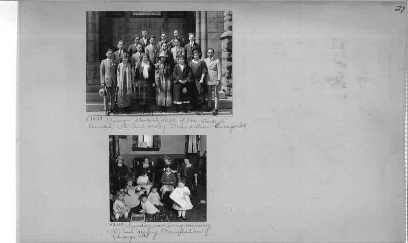 Mission Photograph Album - Cities #14 page 0027