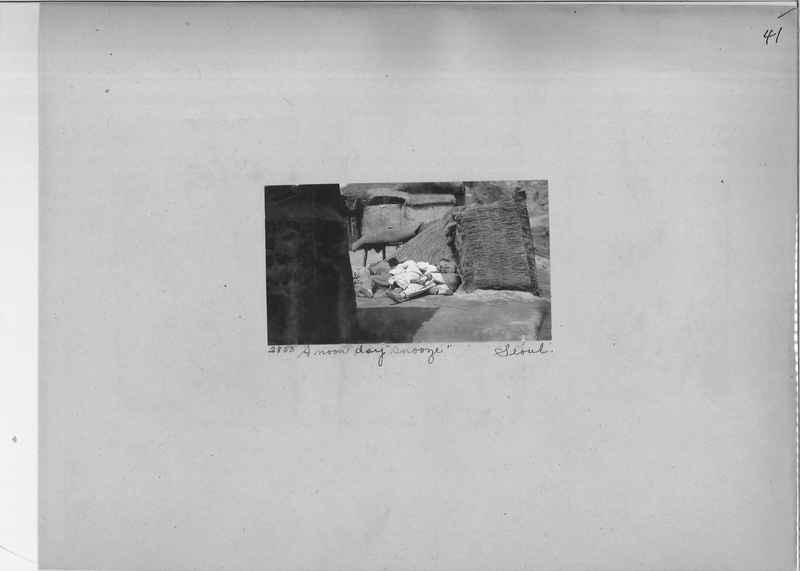 Mission Photograph Album - Korea #1 page 0041