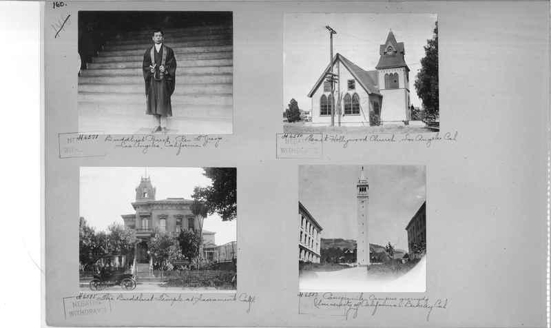 Mission Photograph Album - Cities #3 page 0160