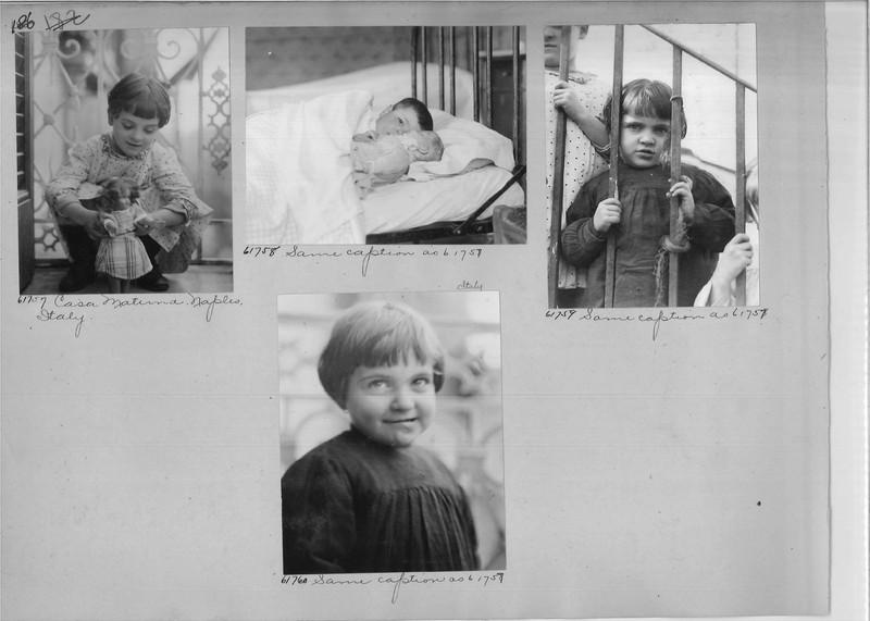 Mission Photograph Album - Europe #04 Page 0186