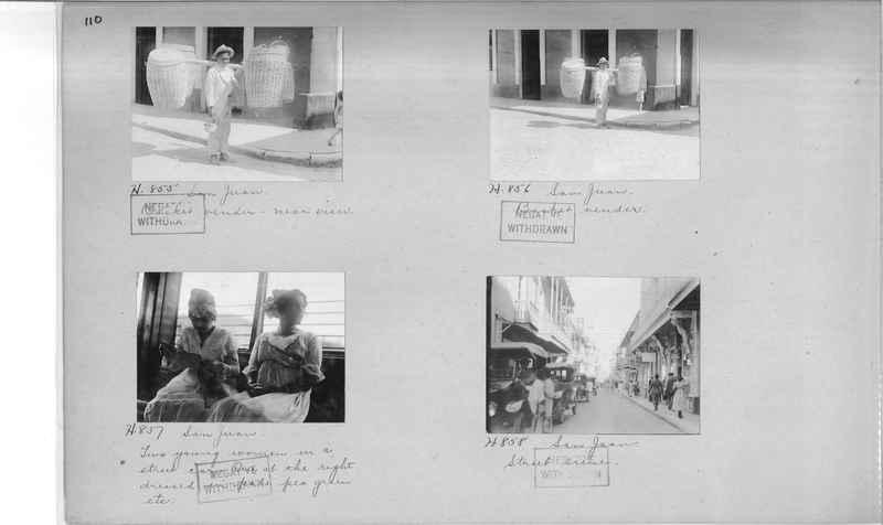 Mission Photograph Album - Puerto Rico #2 page 0110