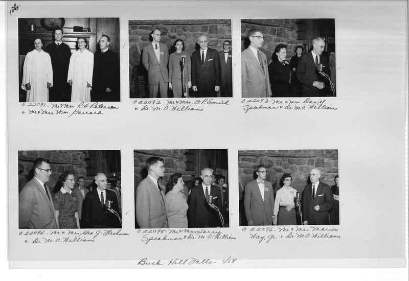 Mission Photograph Album - Portraits #10 Page 0126