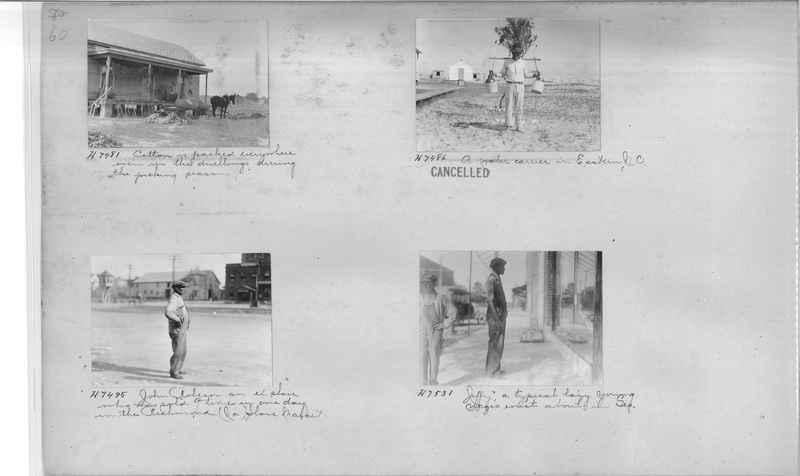 Mission Photograph Album - Negro #1 page 0060