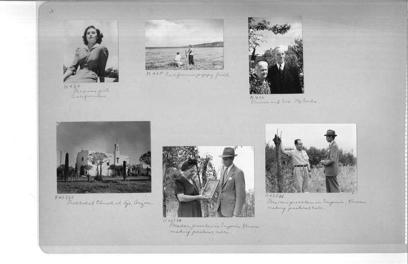 Mission Photograph Album - Latin America #3 page 0014