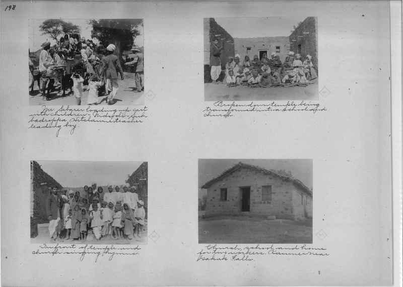 Mission Photograph Album - India - O.P. #01 Page 0198