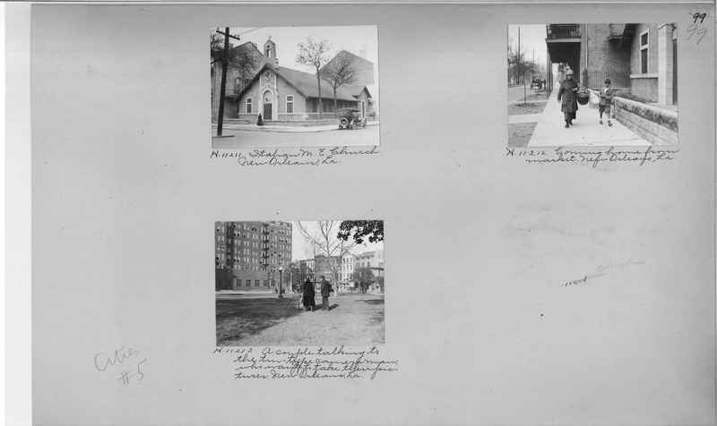 Mission Photograph Album - Cities #5 page 0099