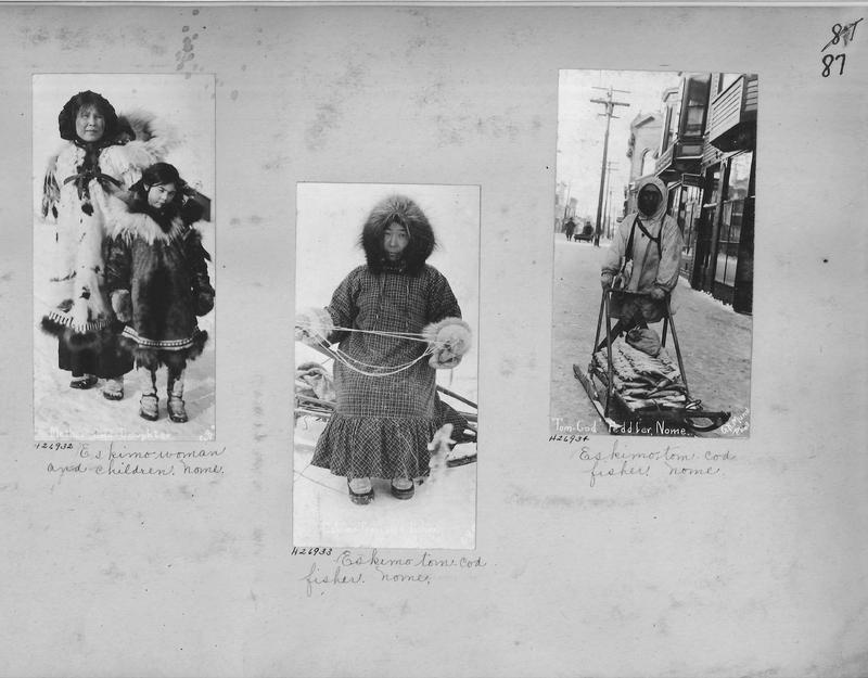 Mission Photograph Album - Alaska #1 page 0087