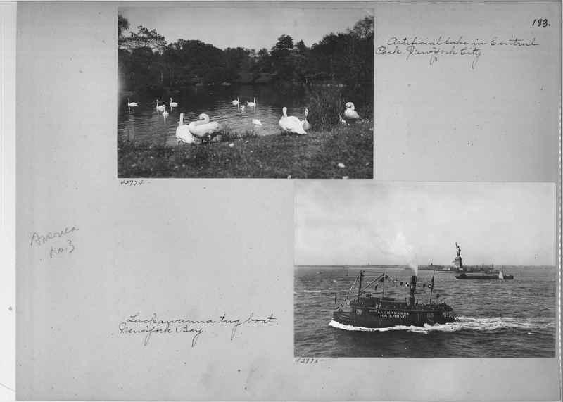 Mission Photograph Album - America #3 page 0183