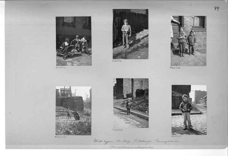 Mission Photograph Album - Cities #18 page 0089