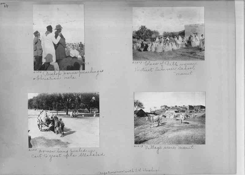 Mission Photograph Album - India #03 page_0064