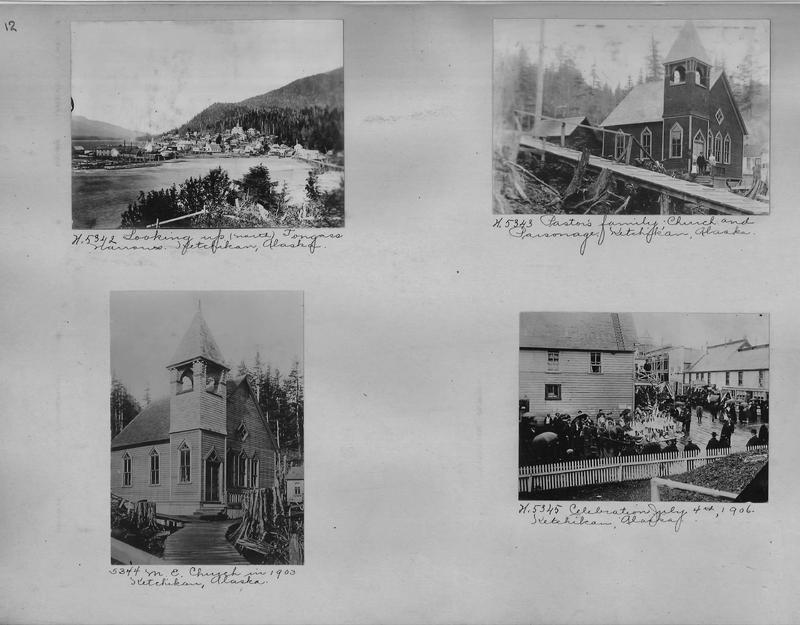 Mission Photograph Album - Alaska #1 page 0012