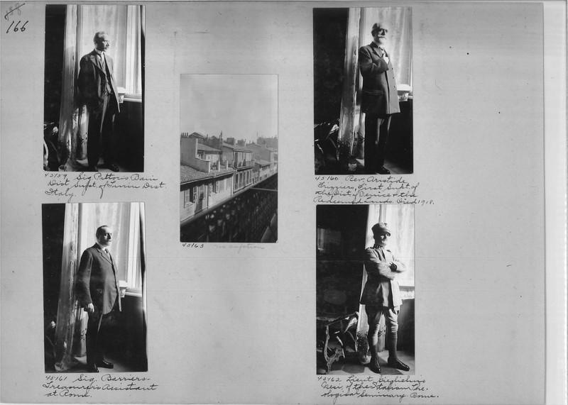 Mission Photograph Album - Europe #02 Page 0166