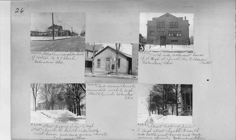 Mission Photograph Album - Cities #11 page 0026