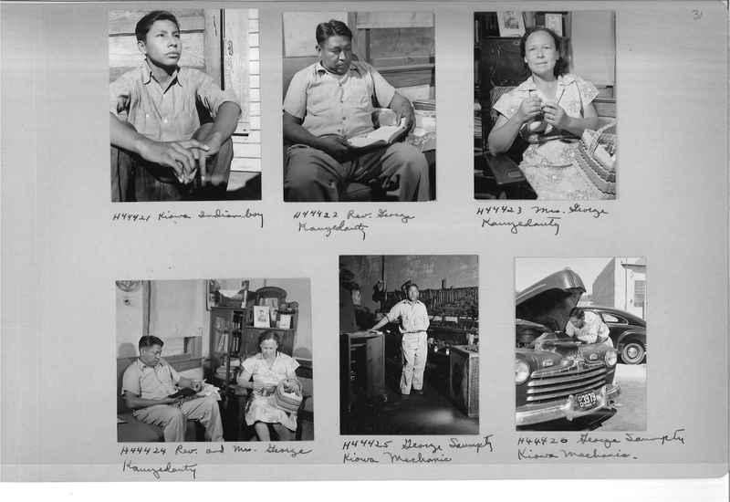 Mission Photograph Albums - Indians #3 Page_0031