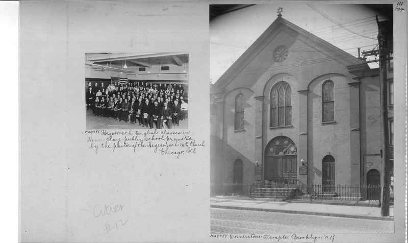 Mission Photograph Album - Cities #12 page 0111