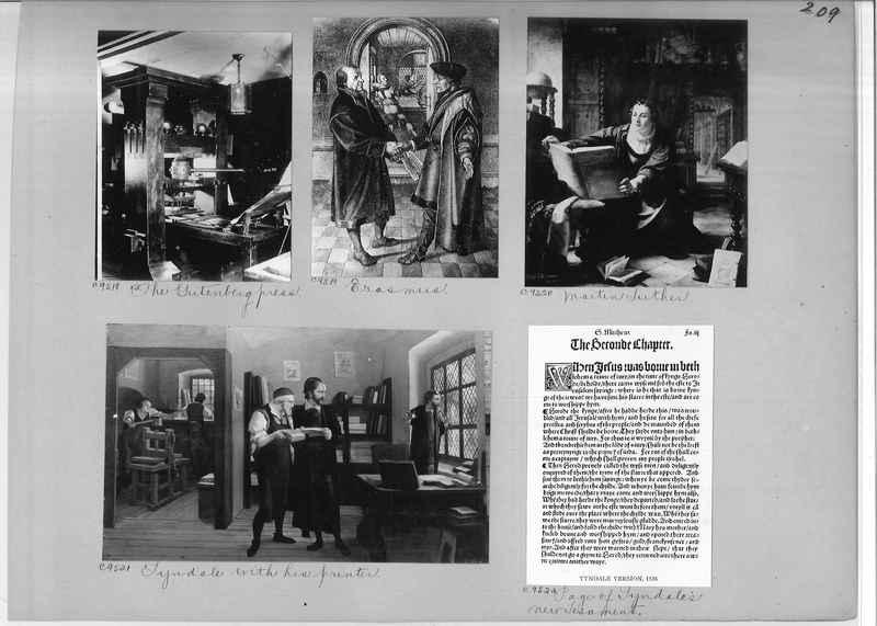 Mission Photograph Album - Miscellaneous #02 Page 0209