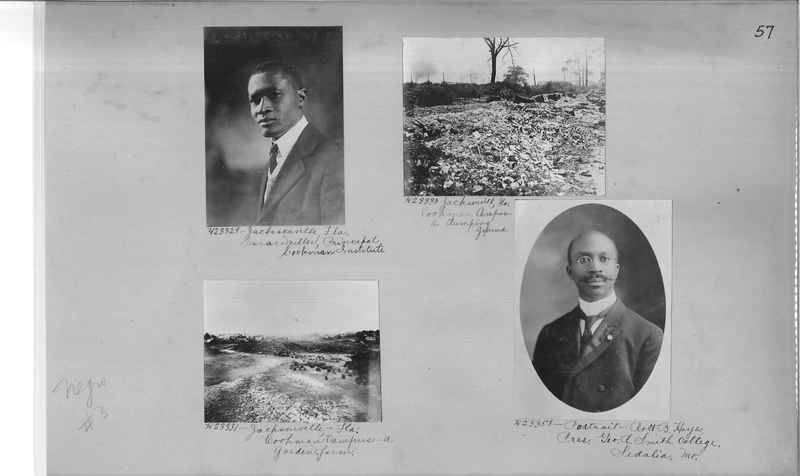 Mission Photograph Album - Negro #3 page 0057